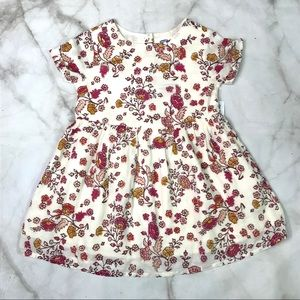 💥 NWT Open back floral dress